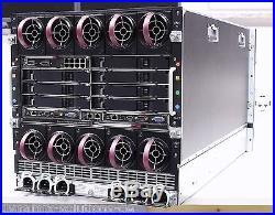 HP Proliant C7000 Bladecenter bl460c Serverschmiede Server Konfigurator System