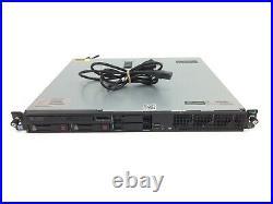 HP Proliant DL20 Gen9 1U E3-1220V5 3GHz 16GB 1.5TB (2x 750) P440 2GB