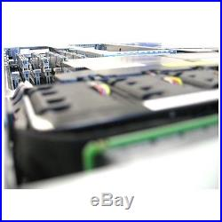 HP Proliant DL360 G5 Server 2x Xeon L5335 QC 2.0GHz 8GB 2x 73GB P400i DVD RPS