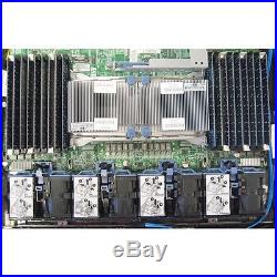 HP Proliant DL360 G6 Server X5570 2x 2.93GHz Quad Core 24GB RAM 2x 146GB P410