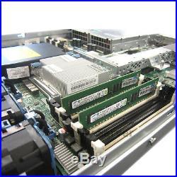 HP Proliant DL360 G7 Server E5640 2x2.66GHz Quad Core 48GB 2x500GB P410 iLo RPS