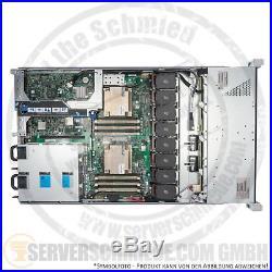 HP Proliant DL360e G8 Gen8 19 1U Server 4x 3,5 LFF 2x Intel XEON E5-2400 v1 v2