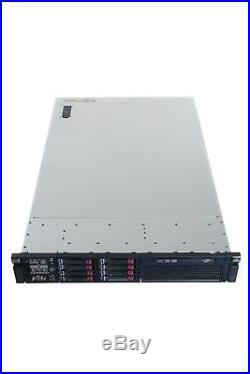 HP Proliant DL380 G6 Server Dual Xeon E5506 QC 2.13GHz 16GB P. 410i DVD 1PS