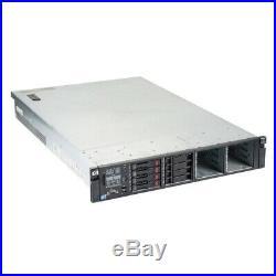 HP Proliant DL380 G7 Server 2x X5660 2.80 GHz 64GB P410 8x 300GB SAS