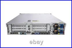 HP Proliant DL380p G8 Gen8 1x12, 2 x E5-2670 2.6GHz Eight-Core, 16GB, Rack Kit