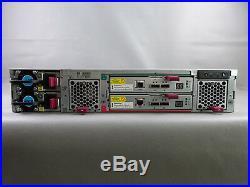 HP StorageWorks D2700 AJ941A-63002 25x 2,5 Bay 2xIO 2xPS incl. Rail Kit