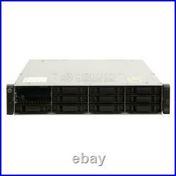 HP StorageWorks P2000 G3 SAS 6Gbs I/O Dual Controller LFF AP843A