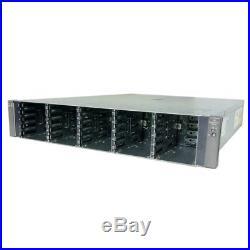 HP StorageWorks Smart Array 70 MSA70 418800-B21 25x 146GB 2.5 SAS