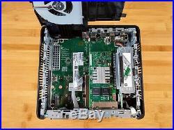HP T620 Plus 4GB-RAM 16GB-SSD 5x1GbE PSU Rev B VGA Stand pfSense firewall router