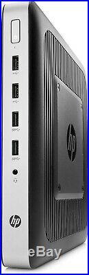 HP T630 Thin Client 128GB SSD AMD GX-420GI DDR4 Memory Windows 10 Pro