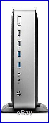 HP T730 Thin Client AMD RX-427BB 2.70GHZ 8GB Ram 64GB Flash with Stand