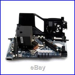 HP Z620 2nd CPU Processor Riser Board Fan and Airguide AS PN 618265-001