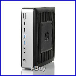 HP t730 Thin Client AMD RX-427BB 2.70GHz 8GB RAM P3S25AT#ABA NO HDD/OS