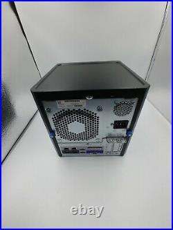HPE PROLIANT MICROSERVER GEN10 AMD Opteron 2-core X3216 1P 8GB RAM 873830-S01