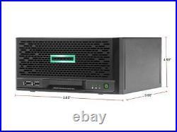 HPE ProLiant MicroServer Gen10 Plus E-2224 S100i 4LFF-NHP 180W External PS Serve