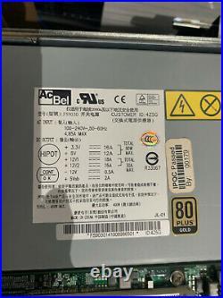 HYVE Openrack OCP 1U Server Intel Xeon 12 Core 2.5Ghz 16GB Ram 500GB 10GB SFP+