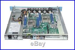 HYVE ZEUS V1 1U BAREBONE SERVER With X9DRD-LF-TW008 2x HS 1x PSU NO RAM NO HDD