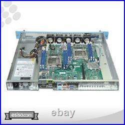 HYVE ZEUS V1 1U BAREBONE SERVER With X9DRD-LF-TW008 2x HS 1x PSU RAIL