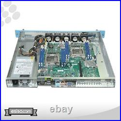 HYVE ZEUS V1 1U SERVER 2x 10 CORE E5-2670V2 2.5GHz 32GB RAM RAIL NO HDD