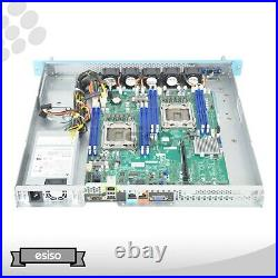 HYVE ZEUS V1 1U SERVER 2x XEON EIGHT CORE E5-2689 2.6GHz 16GB RAM NO HDD