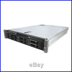 High-End Dell PowerEdge R710 Virtualization Server 12-Core 144GB RAM, 12TB RAID