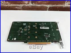 Highpoint Tech SSD7101A-1 4x M. 2 Pcie 3.0x16 Nvme Raid Ctlr Dedicated Pcie 3.0