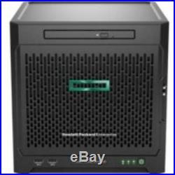 Hpe Proliant Microserver Gen10 Ultra Micro Tower Server 1 X Amd Opteron X3216