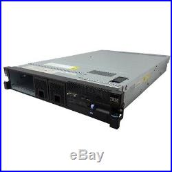 IBM X3650 M3 8B Rack DYI PLEX Media Server Linux Ubuntu Home Theatre No HDDs