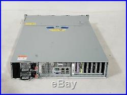 IBM XYRATEX HS-1235T 2U 12 Bay FREENAS Storage Server Barebone 0944037-03 Rails