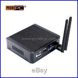 Intel Atom E3845 4 LAN 3G/4G HD Fanless Firewall AES-NI Networking firewall SDN