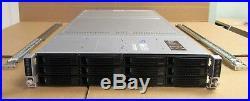 Intel H2312JFKR 4 Node Servers CTO E5-26xx V1 V2 No CPU/MEM 2U Rack Mount Server