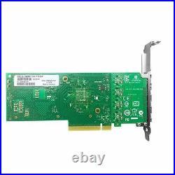 Intel OEM X710-DA4 4-port SFP+ PCIe 3.0 x8 10Gbps Ethernet Network Card