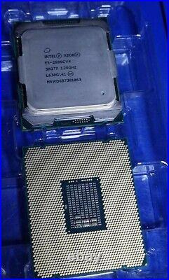 Intel Xeon E5-2699C v4 /E5-2699CV4 2.2GHz 55 MB 22 Core 9.6GT/s SR2TF LGA2011