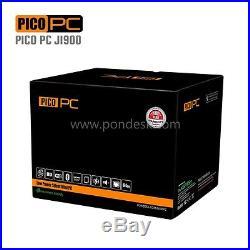Intel quad Core J1900 Fanless 4LAN NICs 3G/4G RADIO Networking firewall routers