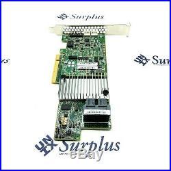 LSI 12GB 8-Port MegaRaid SAS 9361-8i RAID Controller Battery withCacheVault Module