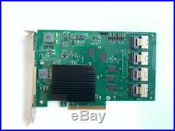 LSI 9201-16i 6Gbps 16-lane SAS HBA P19 IT Mode ZFS FreeNAS unRAID