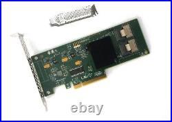 LSI Broadcom 9211-8i 6Gbps SATA SAS HBA Controller IT MODE Avago PCIe x8 2.0
