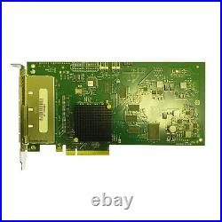 LSI SAS9200-16e 16-Port External HBA Full-Height PCIe P20 ZFS FreeNAS