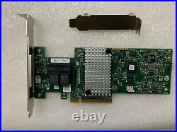 LSI SAS9340-8i ServeRAID M1215 12Gbps SAS HBA P15 IT mode for ZFS FreeNAS unRAID