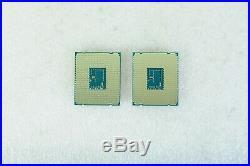 MATCHING PAIR CM8064401610200 INTEL XEON PROC E5-2673V3 2.40GHz 30M 12CORE 5GT/s