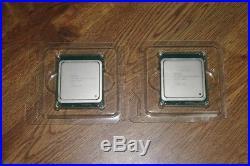 Matched Pair Intel Xeon E5-2680 v2 2.80GHz 10CORE 25MB 8GT/s SR1A6 LGA2011 CPU//