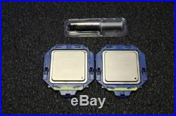 Matched Pair Intel Xeon E5-2680V2 2.80GHz 10 Core 25MB 8.0GT/s Processors SR1A6