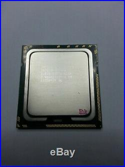 Matched pair of Intel Xeon X5690 3.46GHz Six Core SLBVX Processor withGrease