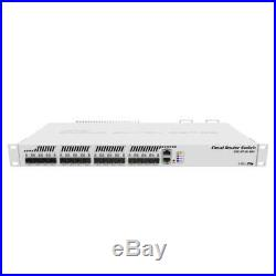 Mikrotik CRS317-1G-16S+RM Cloud Router Switch, 16x SFP+, 1x Gbit Lan, Rackmount