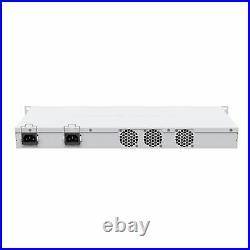 Mikrotik CRS326-24S+2Q+RM Cloud Router Switch, 24xSFP+pots, 2x40G QSFP+ ports, R