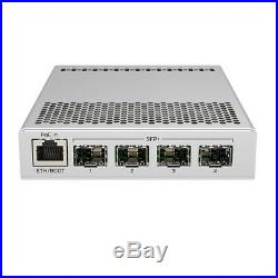 Mikrotik Five-port Desktop Switch With One Gigabit 10Gbps ports CRS305-1G-4S+IN