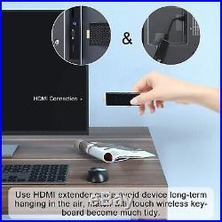 Mini PC, intel Atom Z8350 Computer Stick Windows10 Pro 64 Bit 4GB DDR 64GB eMMC