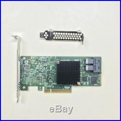 NEW LSI SAS 9300-8I PCI-E TO 12Gb/s SAS Host Bus Adapter 3.0 SATA+SAS US seller