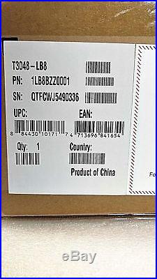 NEW Quanta LB8 48 Port 10G SFP+ Layer 4 10GbE Switch 48x10G Like LB4M