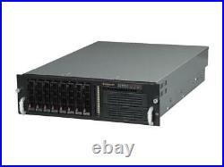NEW Supermicro CSE-833T-R760B 3U Server Chassis /w 760W PSU 8-Port 3.5 HDD Bays